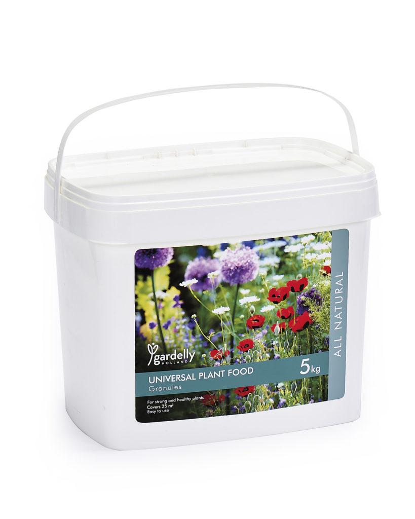 Plantenvoeding 5kg - 100% Natuurlijk